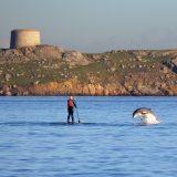 """Malahide Sea Scouts """"Sea Challenge"""" along the River Liffey 2013"""