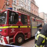 Dublin Fire Brigade Protest
